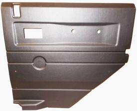 R/H 2ND ROW DOOR CASE-PUSH BUTTON HANDLE-GREY>