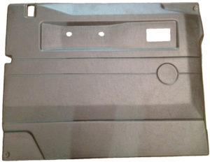 L/H FRONT DOOR CASE LATE DEF LIFT UP HANDLE GREY ELECTRIC WINDOWS