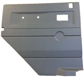 R/H LIGHT GREY (LOY) 2ND ROW DOOR CASE - ELECTRIC WINDOW