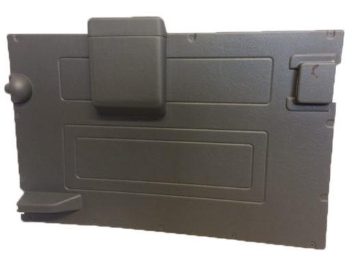 DEFENDER REAR DOOR CASE - LIGHT GREY (LOY)>84-2002
