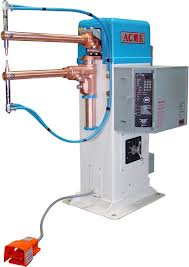 9 mig welding plants 3 steel spot welders upto 50KVA 1 aluminium spot welder upto 135KVA 1 seam welder with leak test tank