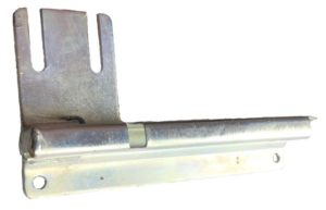 Defender 2nd row door check arm bracket assembly RH