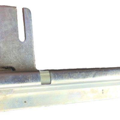 Defender 2nd row door check arm bracket assembly RH