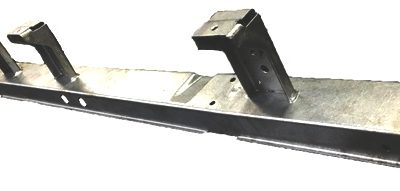 CROSSMEMBER ASSY - REAR FLOOR ZINC PLATED