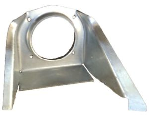 FRONT SPRING SEAT 90 N/S GALV