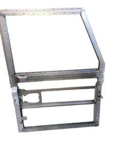 90/110 DOOR FRAME PUSH HANDLE L/H (1994- 2006)