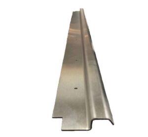 REAR OF TUB FLOOR RETAINER STAINLESS STEEL