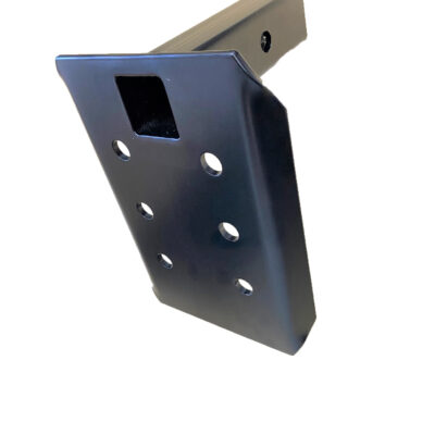 """2"""" RECIEVER DROP PLATE (LONG) (2 inch box section on part)"""